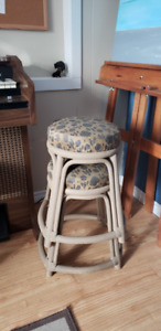 Stacking Stools for sale