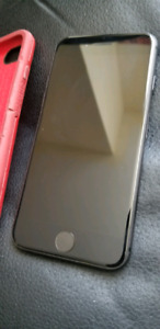 Unlocked iPhone 8 64gb black great CONDITION
