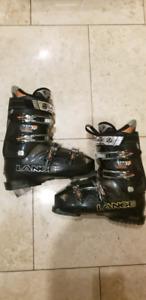 Ski boots - size 27.5
