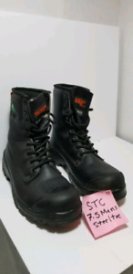 Steel Toe Boots size 7.5