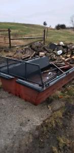 8 foot dump insert