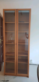 Free .. IKEA Billy bookcases in beech colour
