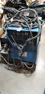 Miller Syncrowave 250 Tig ( GTAW) welder, water cooled.