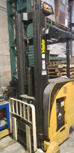 Yale stand up forklift for sale