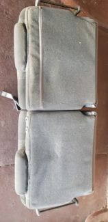 Toyota prado gxl 3rd row rear seats Huntingdale Gosnells Area Preview