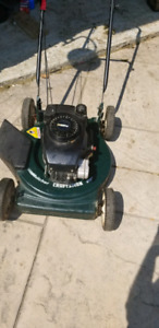 Cash for not working lawnmower