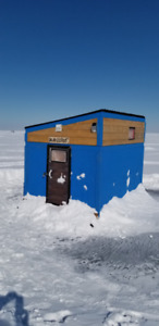 Ice Fish hut for sale.