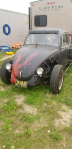 "Vw bug ""mad max"" rat rod"