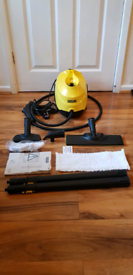 KARCHER SC3 STEAM CLEANER 1900W AS NEW CONDITION FULLY WORKING