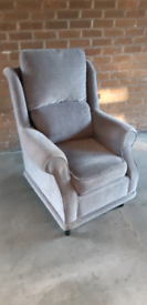 Matching Single armchair and 2 seat sofa