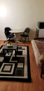 1+1 Furnitured Appartment for rent in saint john city
