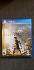 Ps4 Games AC Odyssey & Horizen Zero Dawn Complete Edition