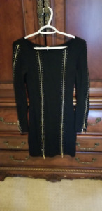 Women's Clothing - Sweater Dress