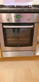 Whirlpool oven grill