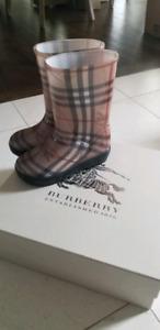 Burberry Rain Boots 27/28