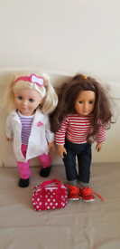 Our Generation Dolls - £10