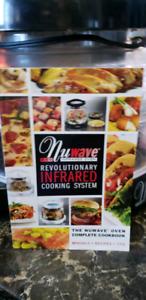 Nuwave infrared oven