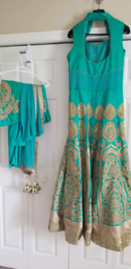 Indian dress/gown