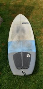 Surfboard - Disrupt baked bean 5'11