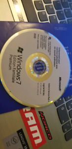Legit windows 7 dvd French