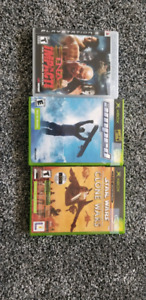 Xbox and ps3 games