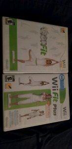 Wii Fit & Wii Fit Plus!