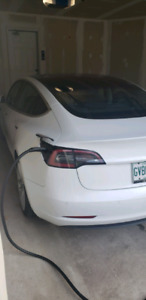 EV charger  installation by certified master electrician