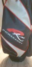 Perfect condition powakaddy bag