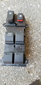 Honda crv 2007 to 2011 window master switch