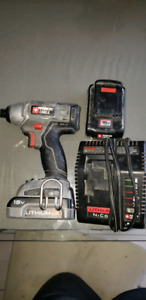 Porter Cable 18V Impact Drill