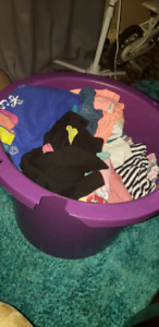 Size 5 and 6 girls clothes