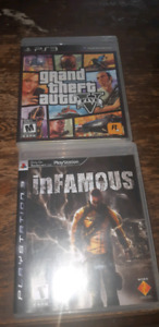 2 more ps3 games for sale. $15 each