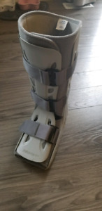Air Cast Broken Foot Ankle Size Large