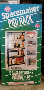 Multi Purpose Shelving - Heavy Duty