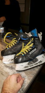 Bauer Nexus freeze skates size 6ee