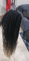 Braided Wigs (box braid and Senegalese  Twists) - $60 ea.