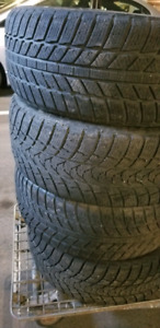 4 Winter tires (Best Quality)