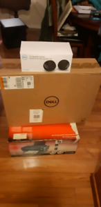 Dell Inspiron 24 model 3455, speakers and printer