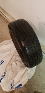 Tires with Rim
