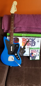 XBox ONE Rock Band 4 (Rivals)