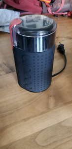 Coffee grinder - moulin à café bodum