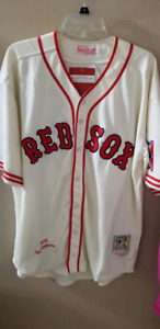 Boston Red Sox Ted Williams Jersey
