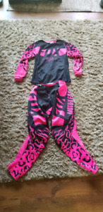 Fox kids motocross gear