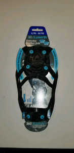 SURE FOOT TRACTION AID SNOWSHOE  costco winter sports