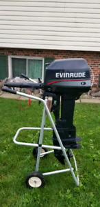 Mint condition Evinrude 8hp