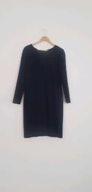 Hugo Boss dress, black, size 14
