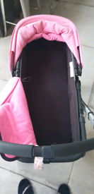 Bugaboo cameleon in pink