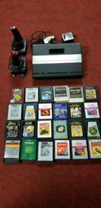 Atari 7800 with great games