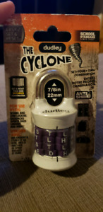 Cyclone Word Lock