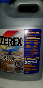 Zerex antifreeze